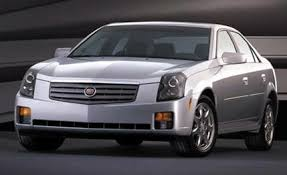 cadillac cts 2003 for sale 2003 cadillac cts specs and photots rage garage