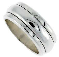 mens spinner rings spinner rings