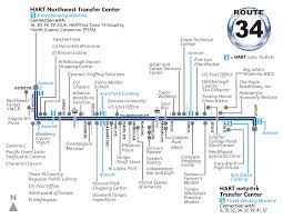 Megabus Route Map by In Transit The Official Hart Transit Blog Route Of The Week