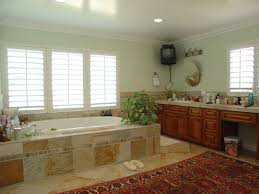 Spa In Bathroom - which shutters are right for a bathroom