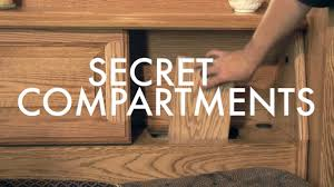Bedroom Furniture With Hidden Compartments Secret Compartments In Bedroom Furniture Youtube