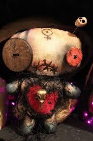 ooak new orleans voodoo doll creepy haunted halloween spooky
