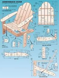 How To Build An Armchair You Need These Free Adirondack Chair Plans