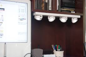 Under Cabinet Lighting Battery Operated Rite Lite Lpl704w Battery Operated Led Under Cabinet Track Light