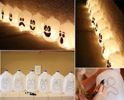 3 diy halloween ghost decorations home design garden