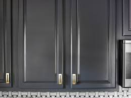 black kitchen cabinet knobs and pulls black and white kitchen decoration using black white basket weave