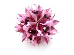 Origami Modular Flower - 151 best kusudama images on pinterest modular origami origami