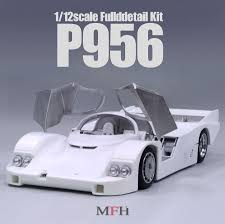 jagermeister porsche 962 1 12 porsche 956 long tail sprit of america ver d ful detail kit