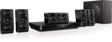 5 1 3d Blu Ray Home Theater Htb3540 94 Philips - 5 1 3d blu ray home theater htb3510 40 philips