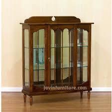 Cherry Wood Curio Cabinet Curio Cabinet Smallner Curio Cabinet Sofawebcom Dark Victorian