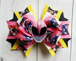 power rangers wrapping paper pink power ranger etsy