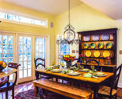 Kitchen Dining Room Ideas Unique 60 Metal Tile Dining Room Decorating Design Ideas Of Best