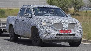 see the 2018 mercedes x class in motion during final testing