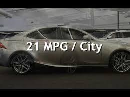 2015 lexus is 250 f sport 1 owner w factory warranty nav v6