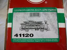 lgb g scale 41120 santa u0027s christmas tree farm gondola ebay