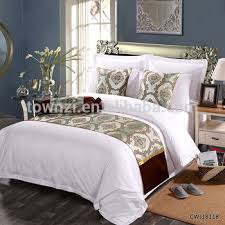 bed runners guangzhou manufacturers hotel suppliers bed runner king bedding