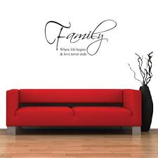 Bedroom Wall Art Words Online Get Cheap Wall Decals Quotes Aliexpress Com Alibaba Group