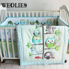 Nursery Bedding Sets Neutral by Online Get Cheap Owl Quilt Set Aliexpress Com Alibaba Group