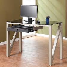 small desk with file drawer review and photo