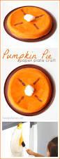 pumpkin pie paper plate craft 71 more fall craft ideas