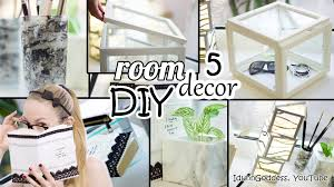 Diy Decorating Blogs 5 Diy Room Decor And Desk Organization Ideas Art Deco Style