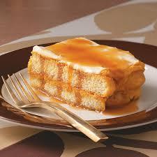 caramel pumpkin tiramisu recipe taste of home