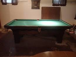 brunswick mission pool table tables brunswick slate pool table