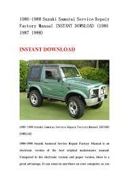 100 service manual for suzuki lt250 1986 suzuki lt250r quad
