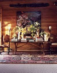 Rustic Log Home Decor Log Cabin Decorating Ideas With Wall Arts And Rustic Accessories