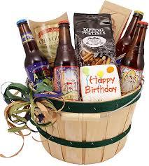 Beer Baskets Beer Bushel Gift Basket