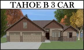 tahoe b 3 car 3 1812 rambler u2013 utah home design