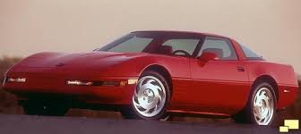 40th anniversary color 1993 corvette c4 40th anniversary package ruby paint