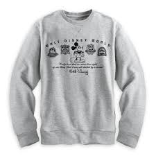 mickey mouse four parks sweatshirt for men walt disney world