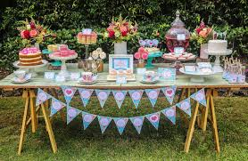 tea party tables high tea table decor crowdbuild for