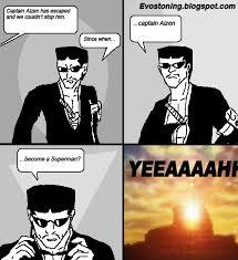 Csi Meme - csi miami meme captain aizen dal portal