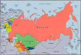 map of ussr how the collapse of the ussr felt from the inside