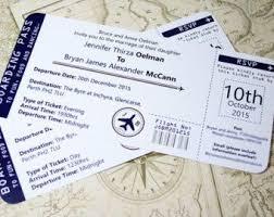 boarding pass wedding invitations the 25 best boarding pass invitation ideas on