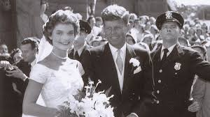 Kennedy Jacqueline Never Before Seen Wedding Photos Of Jfk And Jackie Kennedy Today Com