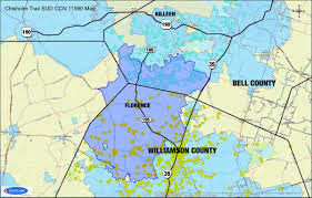 Killeen Texas Map Water Limits Tiny Florence One Of Many Towns Using Trinity