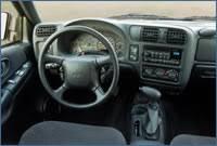 2002 Silverado Interior Used 2002 Chevy Blazer Review Specs Buying Guide Price Quote