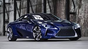 lexus supercar commercial lf lc most powerful lexus hybrid top gear