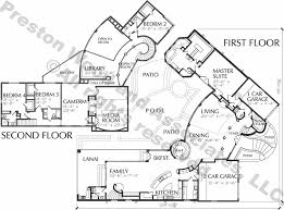 different floor plans modern home floor plans