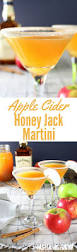 apple cider honey jack martini recept apple cider honung och