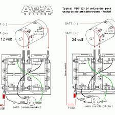 warn winch solenoid wiring diagram u0026 superwinch wiring diagram