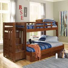Twin Over Full Bunk Bed Designs by The Twin Over Full Bunk Bed With Stairs Modern Bunk Beds Design
