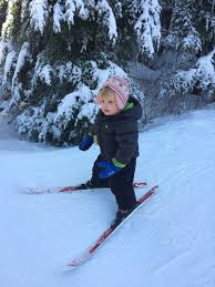 cross country skiing with a toddler 5 tips