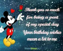 Happy Birthday Thank You Quotes Happy Birthday Thank You Quotes On Fb Free Monthly Calendar