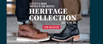 womens boots made in america wing shoes wing work boots