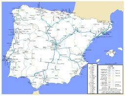 Blank Map Of Spain by Spain And Portugal Map Imsa Kolese