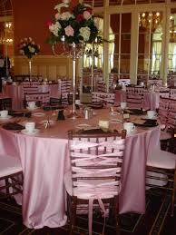 pink chair covers party decor offers chair covers for every event
